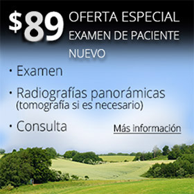 $89 New Patient Special Offer